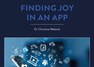 Focusing on the positives and joyful moments in our lives can help us to build resilience, cope with challenges and be the best we can be. But can an app […]