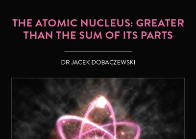 Dr Jacek Dobaczewski, based at the University of York, is looking at ways to simplify a complex physics problem: how to better describe the atomic nucleus  – and it's a […]