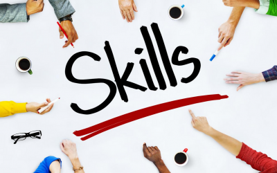 Which of these five life skills do you have?