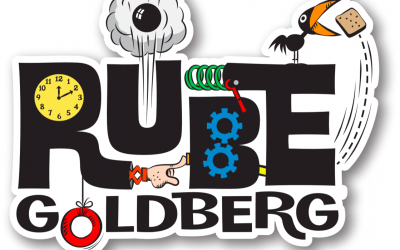 Could you win the Rube Goldberg contest? Check out this year's piggy bank machine winners