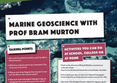 Marine Geoscience