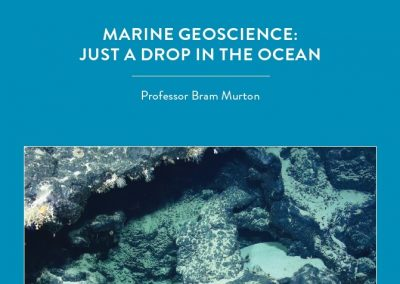 Professor Bram Murton is the Associate Head of Marine Geoscience at the National Oceanography Centre in the UK. His research covers many areas, including the deep ocean […]