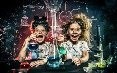 Five classic science experiments to try at home