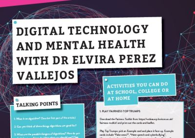 Digital Technology and Mental Health