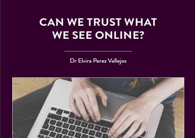 Websites use algorithms to recommend music, tv and films that you'll enjoy. But they could also be manipulating us and hiding the truth. Dr Elvira Perez Vallejos from […]
