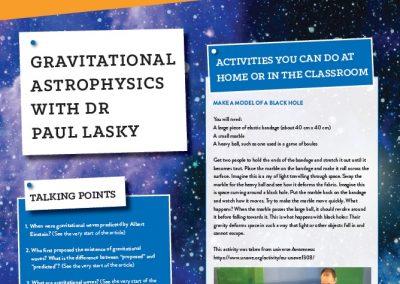 Gravitational Astrophysics