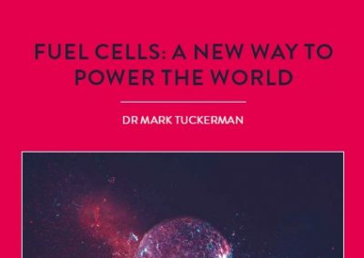 Dr Mark Tuckerman is a professor of chemistry and mathematics at New York University in the US. He's investigating anion exchange fuel cells  – using […]