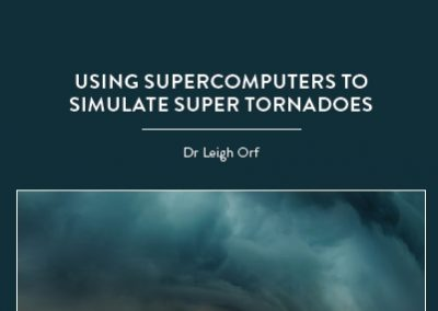 Dr Leigh Orf was just five years old when his home was struck by lightning. Now an atmospheric scientist at the Cooperative Institute for Meteorological Satellite […]