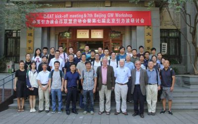 GrEAT potential: why China and the UK are working together in gravitational-wave research