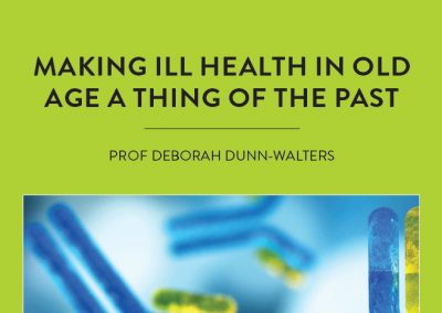 Deborah Dunn-Walters is Professor of Immunology at the University of Surrey. Her research is focused on B cells and the role they play in […]