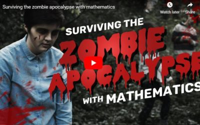 Use maths in a zombie apocalypse and you're more likely to survive