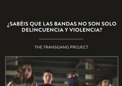 ¿Sabéis que las bandas no son solo delincuencia y violencia?