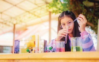 Building a STEM generation