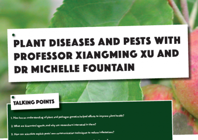 Plant Diseases and Pests