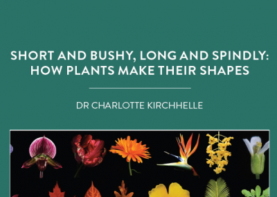 Dr Charlotte Kirchhelle, based at the University of Oxford, is investigating the role of cell geometry in shaping plants' organs – namely […]