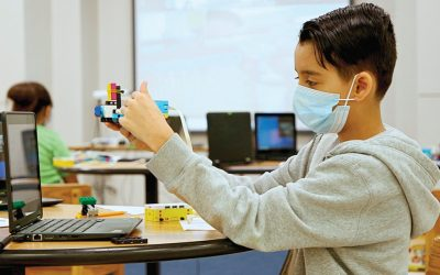 How LEGO education became pioneers of STEAM learning