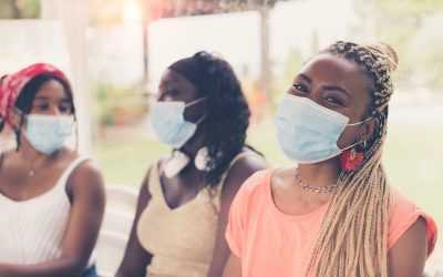 Five ways to communicate effectively when wearing a face mask and socially distancing