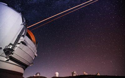 Adaptive optics: providing clarity to observations