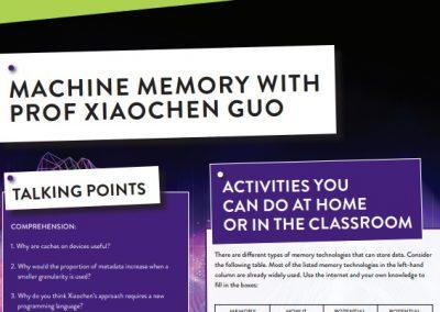 Machine Memory