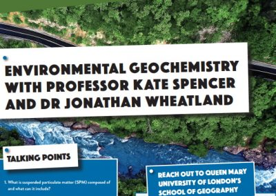 Environemental Geochemistry