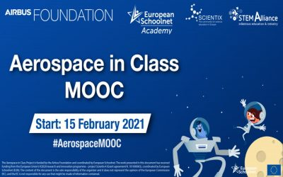 Teachers! Sign up for a free CPD course on delivering lessons about aerospace