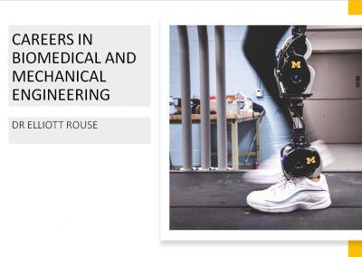 Biomedical and Mechanical Engineering