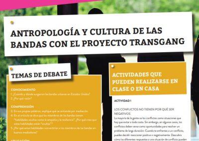 Antropología y Cultura de las Bandas