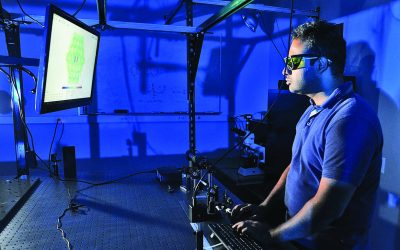 A leap forward in the application of ultrafast lasers