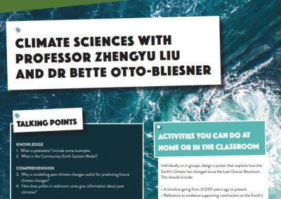Climate Sciences