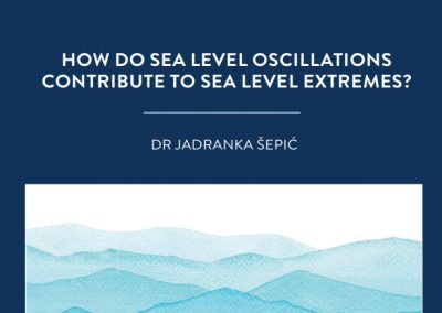 Dr Jadranka Šepić forms part of a geophysics team based at the University of Split in Croatia. Her work is primarily focused on understanding […]
