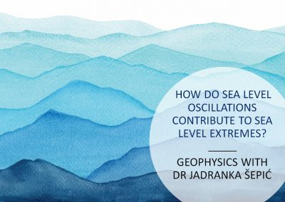 How do sea level oscillations contribute to sea level extremes?