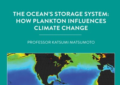 The ocean has an incredible capacity to store carbon. It has been absorbing one third of humanity's emissions over the last century or two […]