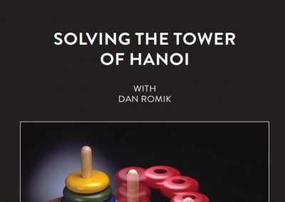 The Tower of Hanoi is a beguiling puzzle that has entranced mathematicians for almost 140 years. Despite its apparent simplicity, it […]