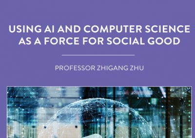 Professor Zhigang Zhu is a computer scientist based at The City College of New York in the US. He and his collaborators have established […]
