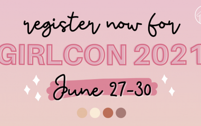Register now for GirlCon's fourth annual conference!
