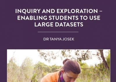 Dr Tanya Josek, based at Illinois State University in the US, forms part of Project EDDIE which uses large datasets to build quantitative […]