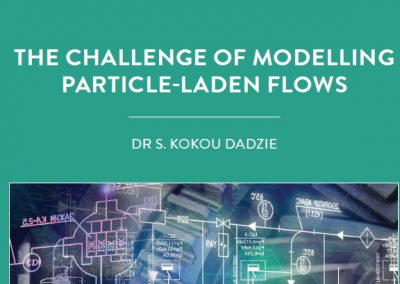 Dr S. Kokou Dadzie is a mechanical engineer based at Heriot-Watt University in Scotland. His research is focused on modelling particle-laden […]