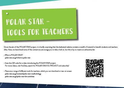 Polar Star – Tools for teachers