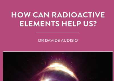 Radiochemistry involves making molecules with radioactive atoms. Dr Davide Audisio of the Frédéric Joliot Institute for Life Sciences, part of […]