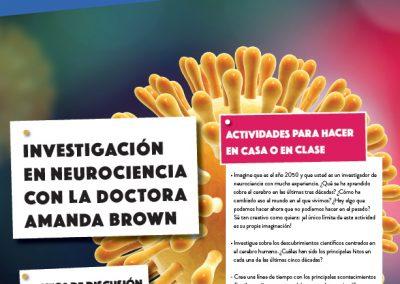 Investigación en neurociencia