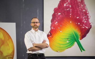 John Sabraw: Environmentalist, activist and Professor of Art