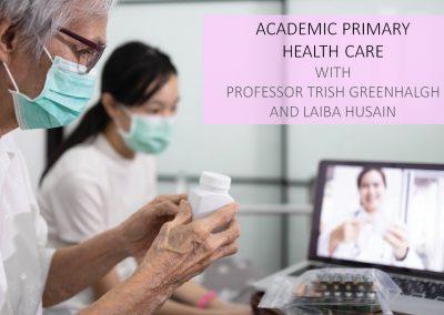 Academic Primary Care
