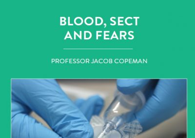 Why do people donate blood to strangers? Professor Jacob Copeman, a social anthropologist at the University of Santiago de Compostela […]
